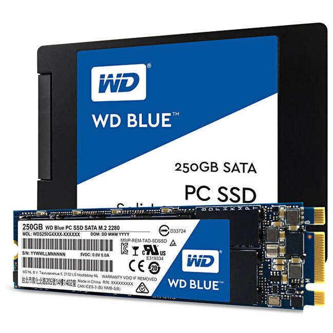 WD flashes first SanDisk drives: Blue and Green • The Register