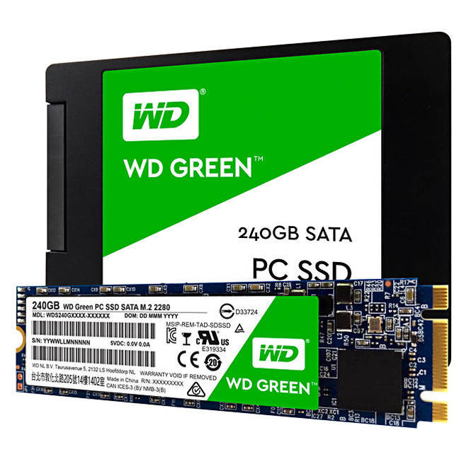 Image result for WD GREEN SSD
