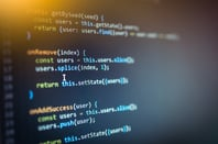 Javascript photo via Shutterstock