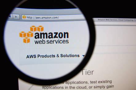 "Amazon Web Services <a href=""http://www.shutterstock.com/gallery-762415p1.html?cr=00&pl=edit-00"">Gil C</a> / <a href=""http://www.shutterstock.com/editorial?cr=00&pl=edit-00"">Shutterstock.com</a>"