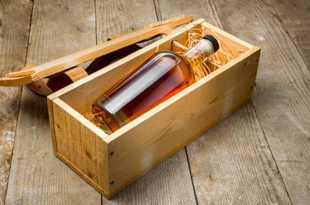 Liquor bottle. Pic: Shutterstock