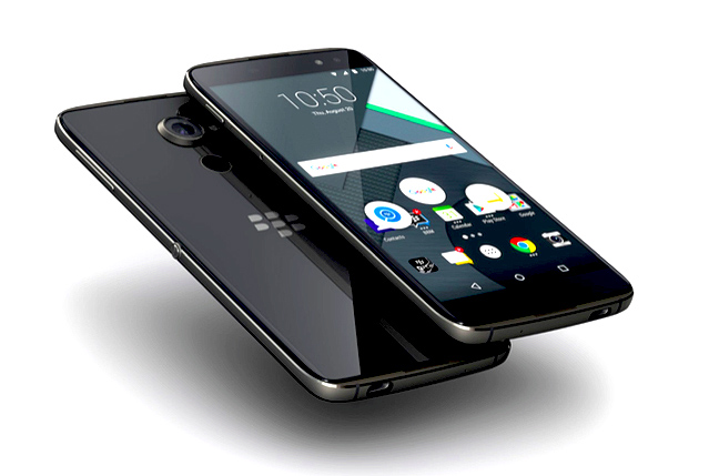 BlackBerry DTEK60: An elegant flagship for grown-ups • The Register