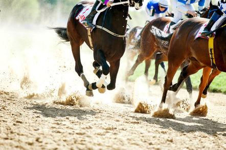 Hose race, photo via Shutterstock