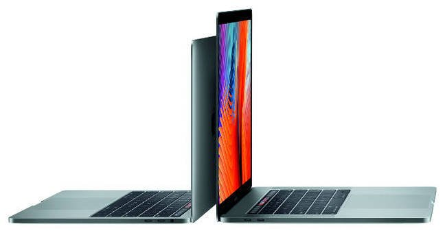 The 2016 MacBook Pro line
