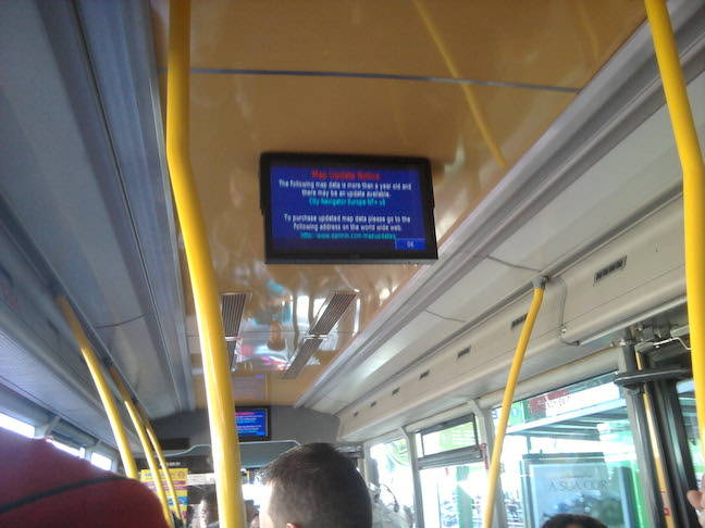 Lisbon Bus BSOD