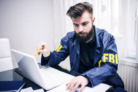 Ignore that FBI  We're the real FBI, says the FBI that's totally the