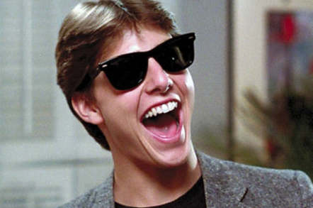 Tom Cruise, Risky Business