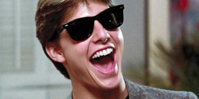 Tom Cruise, Risky Business