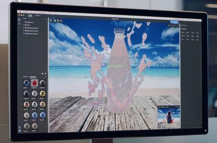 Adobe Project Felix, a 3D design tool