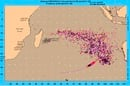 MH 370 drift pattern analysis