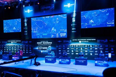 StarCraft  Intel's 100 robo-rides  Nvidia's license to print