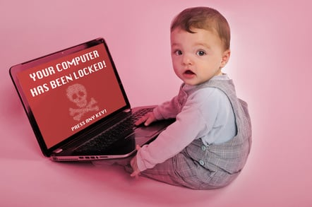 Ransomware, photo via Shutterstock