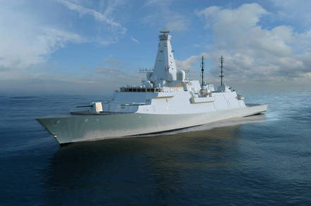 The Type 26 Global Combat Ship. Image: BAE Systems