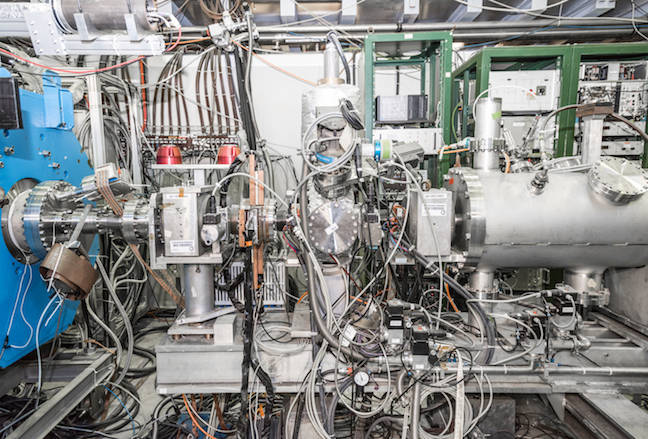 CERN also has a particle decelerator – and it's trying to break physics