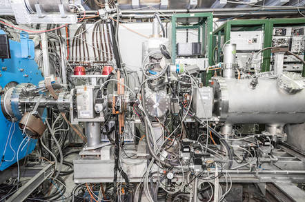 CERN's particle decelerator