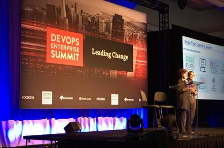 DevOps Enterprise Conference 2016