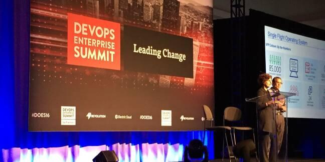DevOps Enterprise Conference 2016