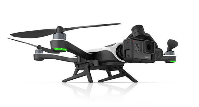 GoPro recalls new Karma drone