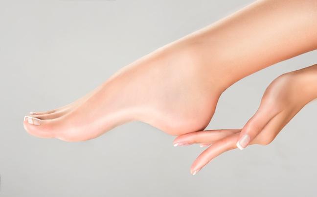 Domination foot read