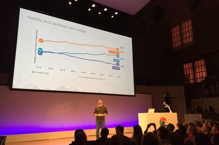 Darin Fisher at the Chrome Dev Summit