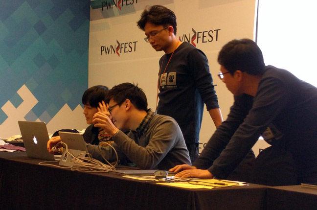 Jung Hoon Lee. Image: Darren Pauli / The Register