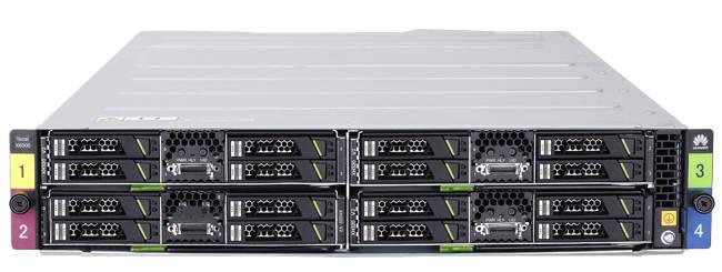 Huawei_X6000 2U server chassis