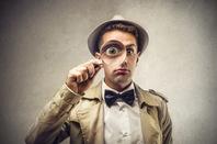 Investigator, photo via Shutterstock