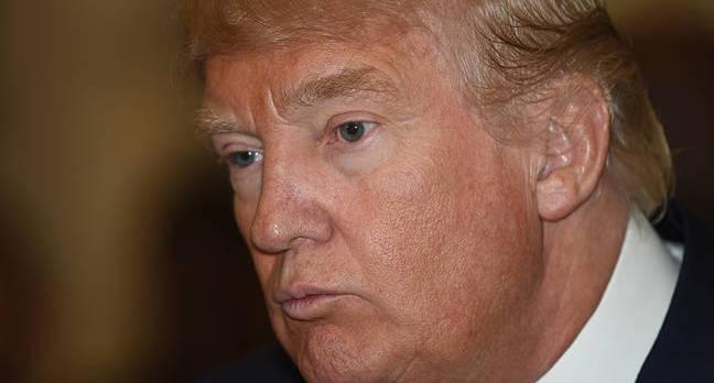 Donald Trump . Editorial use only. Editorial Credit: a katz / Shutterstock.com