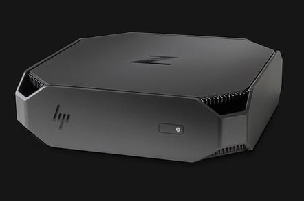 HP Inc's Z2 G3 Mini Workstation