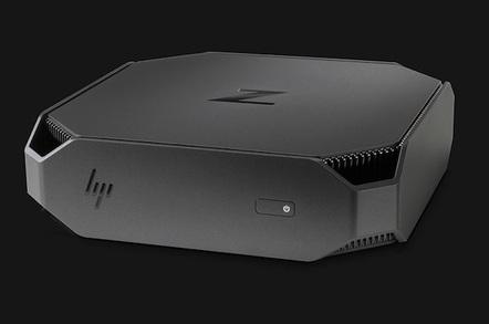 HP Inc's Z2 G3 Mini Workstation
