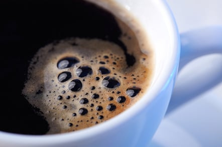 Coffee, photo via shutterstock