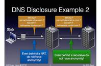 DNS privacy slide from Dan Gillmor, ACLU