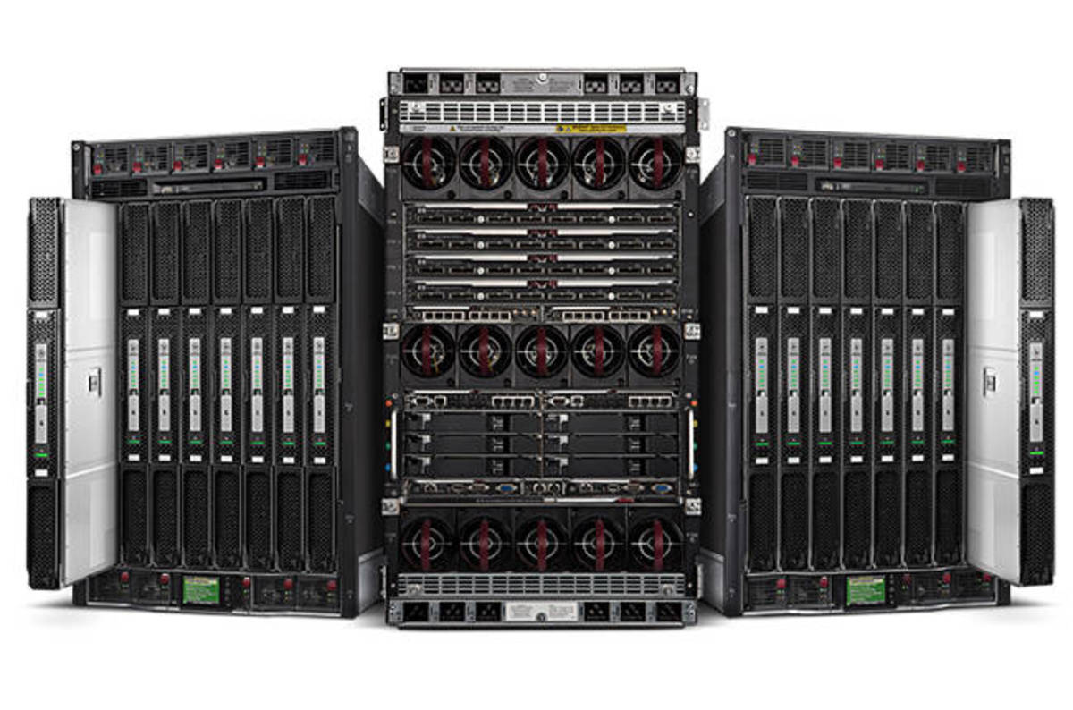 Hpe Bows To Inevitable Integrity Servers Get Latest
