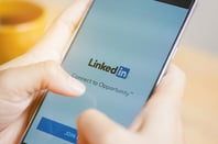 LinkedIn, photo via Shutterstock