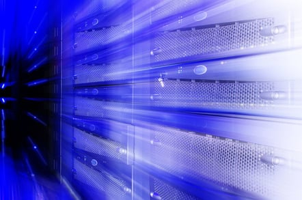 Datacenter, photo via Shutterstock
