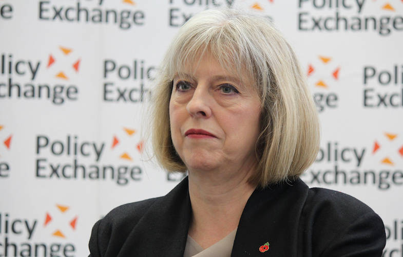 Hexbyte  Hacker News  Computers theresa may https://www.flickr.com/photos/policyexchange/10725847516/in/photostream/ licensed under https://creativecommons.org/licenses/by/2.0/