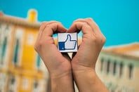 Facebook Like. Credit: AlesiaKan https://www.shutterstock.com/gallery-164152730p1.html / Shutterstock.com Release Information: Editorial Use Only.