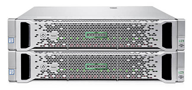HPE launches two-pronged attack on hyper-converged market • The Register