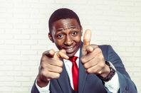 Businessman, photo via Shutterstock