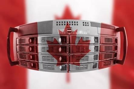 Canada datacenter