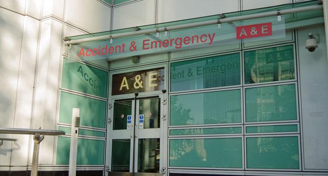Hospital, photo via Shutterstock