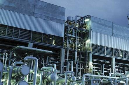 ThyssenKrupp industrial plant
