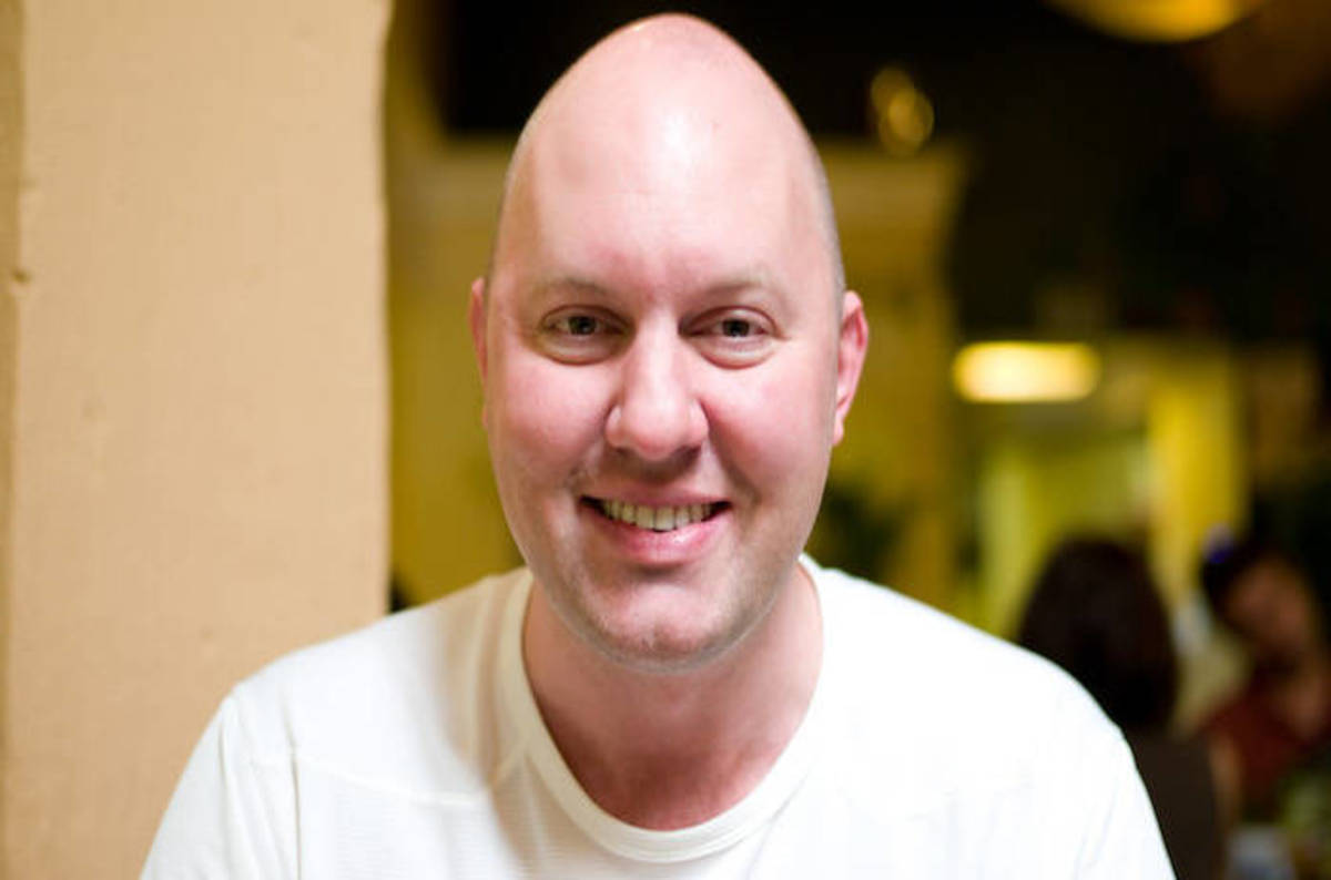 Marc Andreessen has a pretty creepy relationship with Zuck