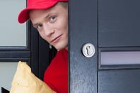 Delivery photo, via Shutterstock