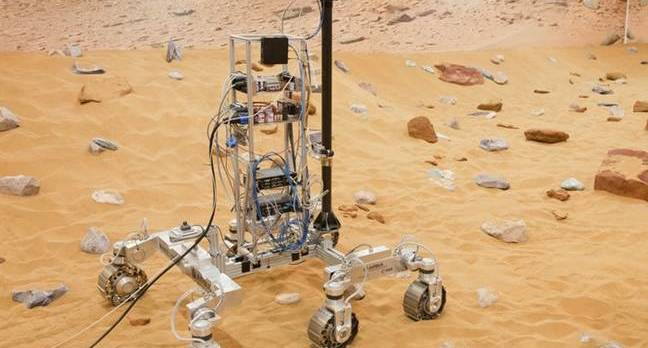 mars rover 2020 esa - photo #15
