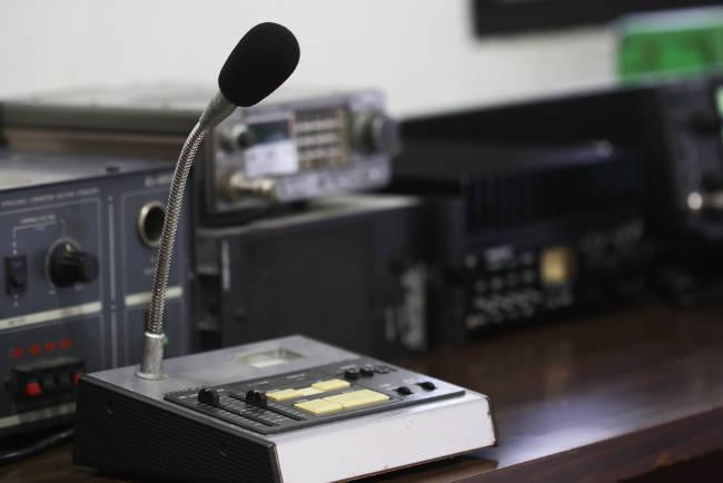The intelligible amateur radio gear