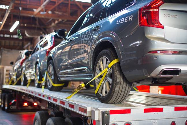 Uber-Waymo Theft Of Secrets Lawsuit Gets Way More Interesting