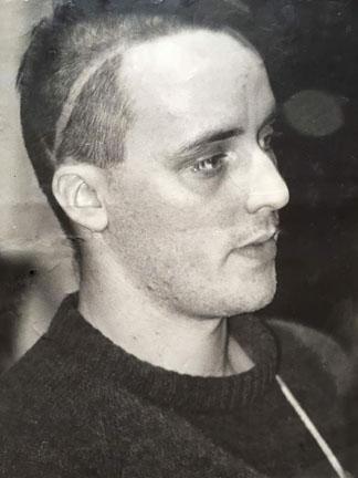 Legendary Vulture Lester Haines