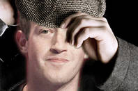 Mark zuckerberg in a buena vista style flat cap. Photo: shutterstock mashup