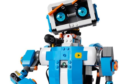 BOOST! LEGO's computing future and its ground-breaking past • The ...